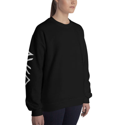 God Greater Than Highs Lows - Women's Sweatshirt-Made In Agapé