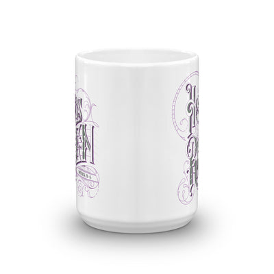 He Has Risen - Coffee Mug-15oz-Front-Made In Agapé