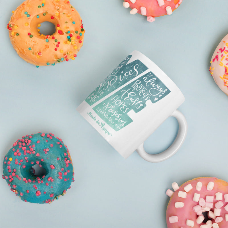 LOVE Protects - Coffee Mug-Mockup-Made In Agapé