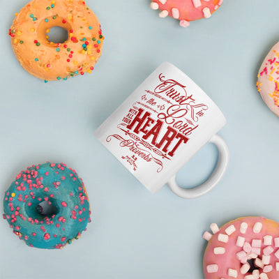 Trust In The Lord - Coffee Mug-Mockup-Made In Agapé