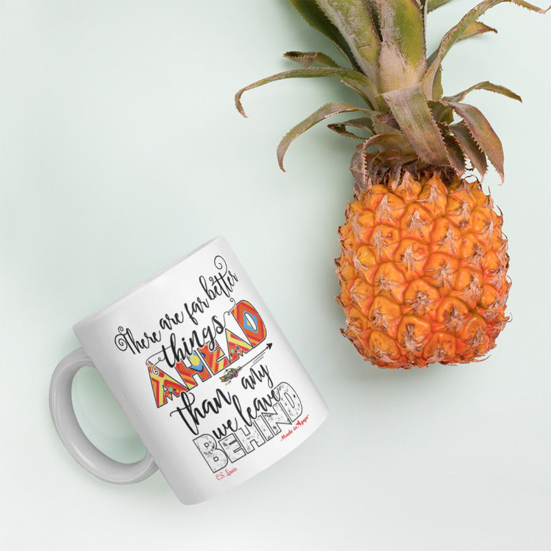 Far Better Things Ahead - Coffee Mug-Mockup-Made In Agapé