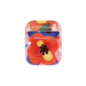 Airpods FLower Case,Full Protective Shockproof Compatiable with Apple Airpods Charging Case
