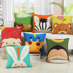 Cushion covers | Kids | Animals