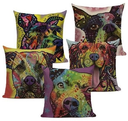 Cushion covers | Dog