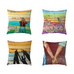 Cushion cover | Beach | Relax