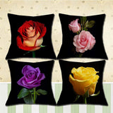 Cushion covers | Rose | decorative