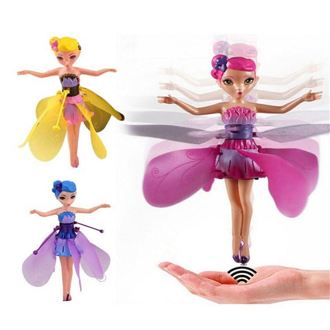 Hand Induction Floating Fairy Doll
