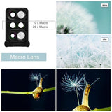 6 in 1 Multi Optics Phone Camera Lens