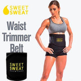 Sweet Sweat Waist Trimmer Slimming Belt for Men & Women