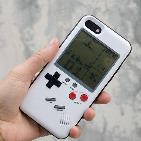 Tetris iPhone Cases