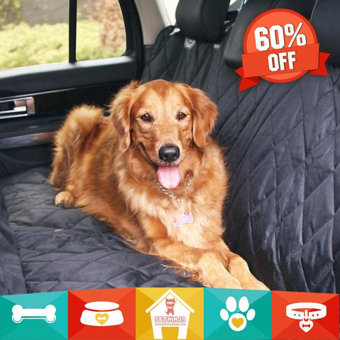 Premium Quality Pet Seat Cover for Cars