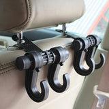 MAGIC HEADREST HOOK × 2pcs