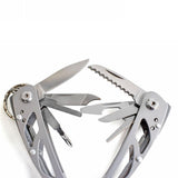 Multitool Locking Pliers with Knife