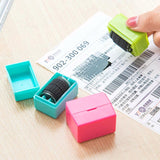 IDENTITY THEFT PROTECTION STAMP×3pcs