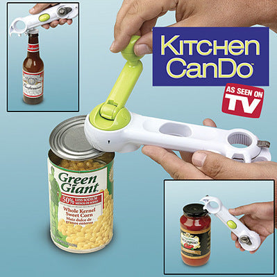 8-in-1 Kitchen CanDo Tool