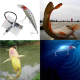Rechargeable Twitching Fishing Lure