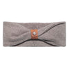 SUIT - elegant winter twisted HEADBAND - GAZUR STUDIO