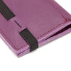 THE WALLET - in purple / black band - GAZUR STUDIO