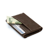CARDS & COINS - mud gray - Wallets - GAZUR STUDIO