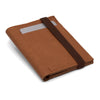 THE WALLET vr.II - in camel / brown band - GAZUR STUDIO
