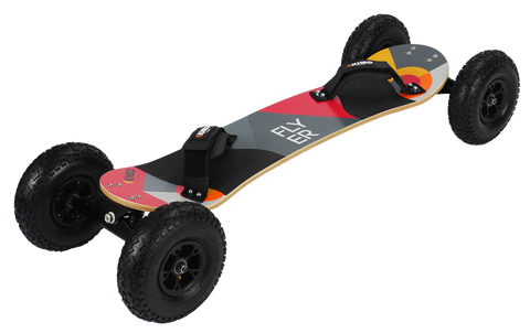 KHEO FLYER Kite Landboarding Board