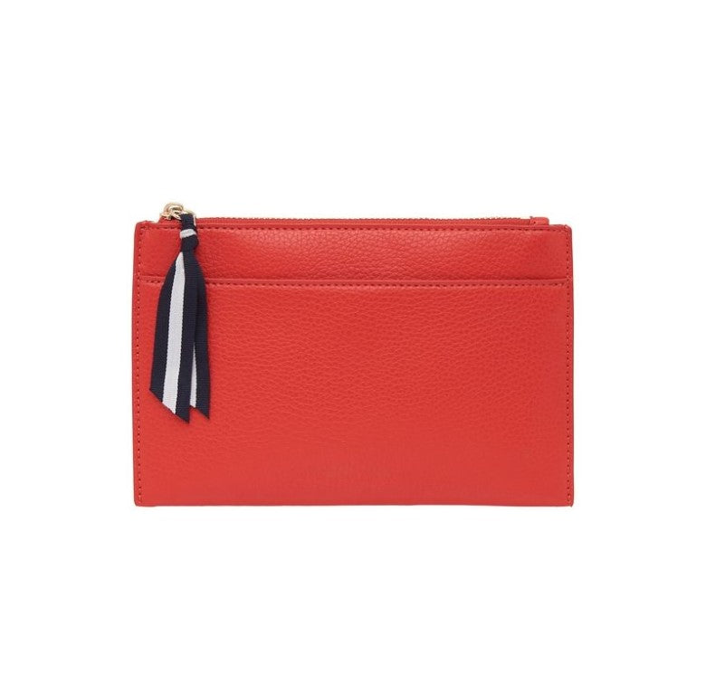 New York Coin Purse - Red