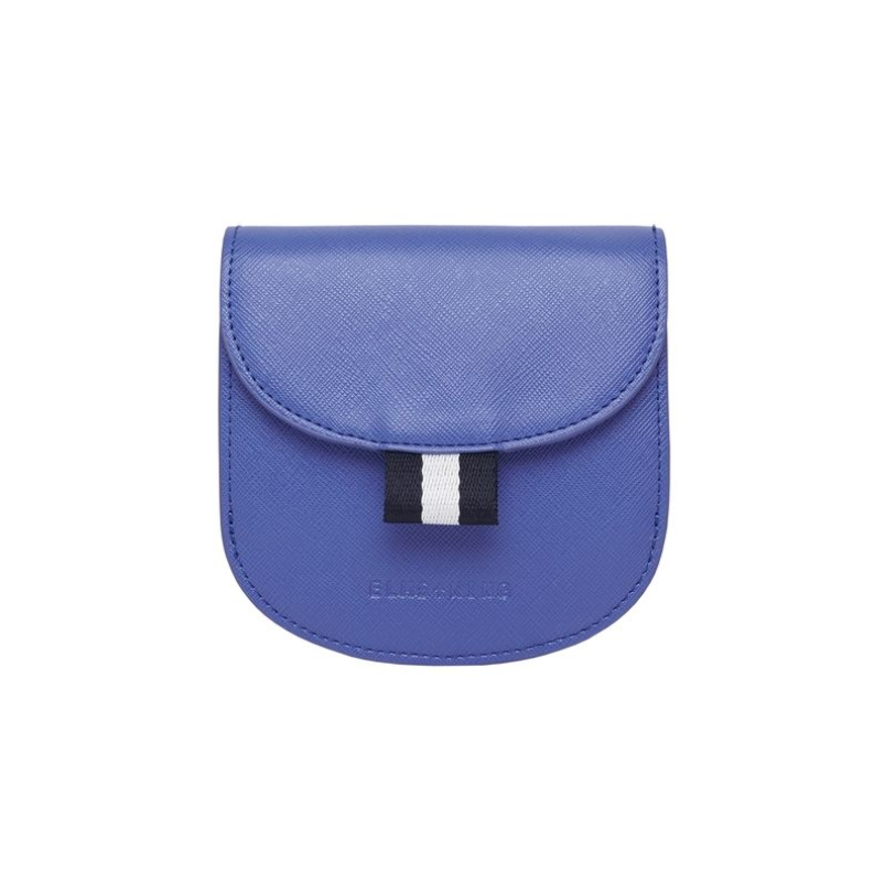 New York Purse - Cornflower Blue