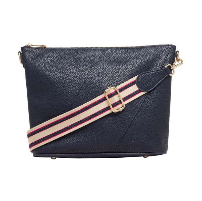 Balmoral Crossbody - French Navy