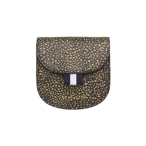 New York Purse - Dark Cheetah