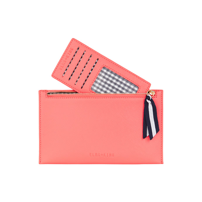 New York Wallet - Flamingo