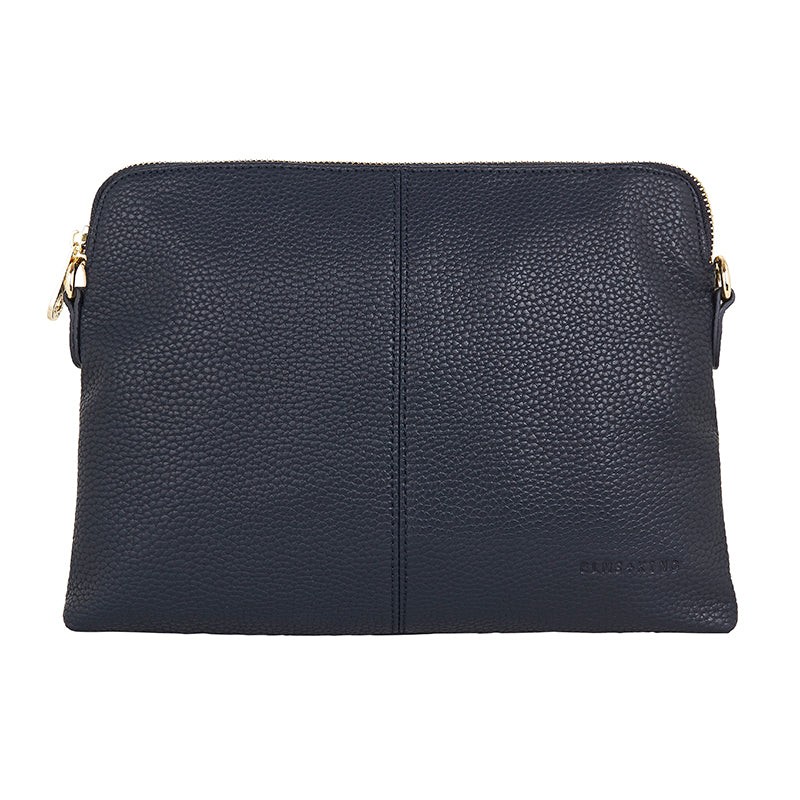 Bowery Clutch - French Navy