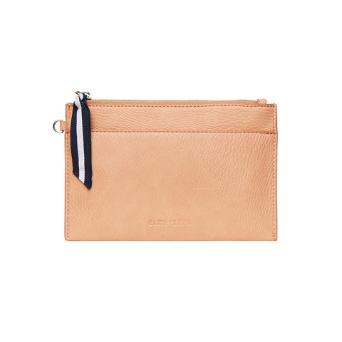 New York Coin Purse - Camel