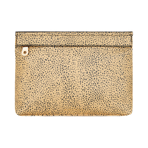 Amalfi Clutch  - Cheetah