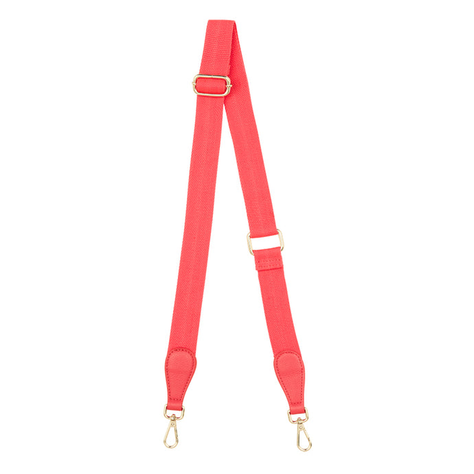 Accent Strap - Camellia Red