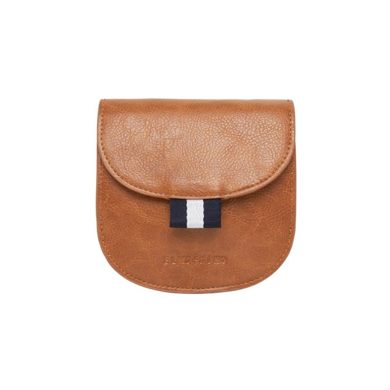New York Purse - Tan Pebble