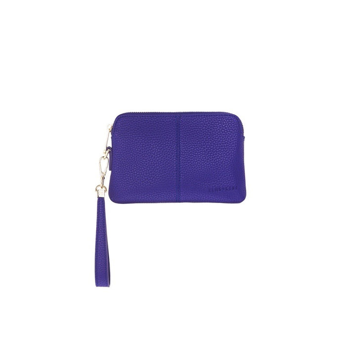 Bowery Coin Purse W/Wristlet - Royal Blue