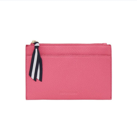 New York Coin Purse - Fucshia