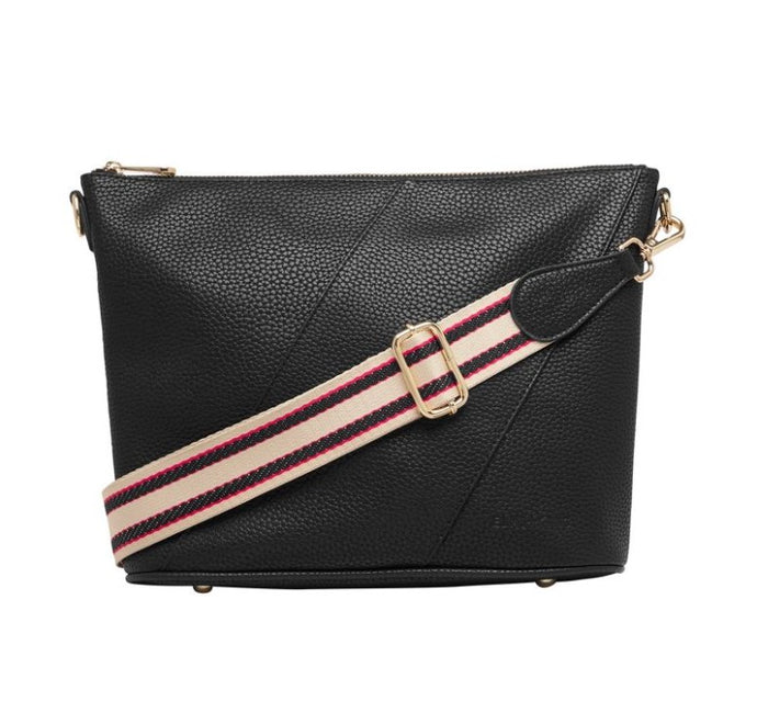 Balmoral Crossbody - Black