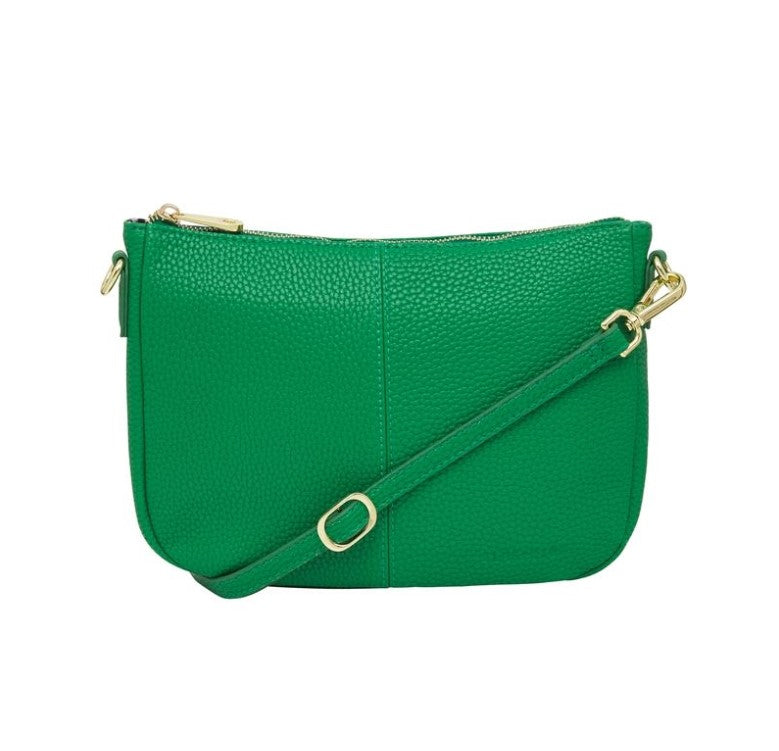 Small Bowery Shoulder Bag - Green