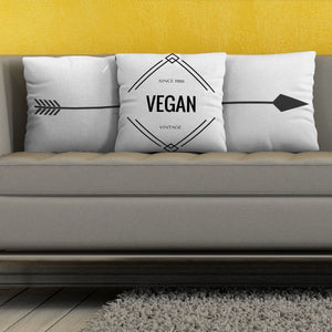 Vegan Pillow Set