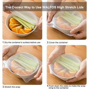 Reusable high stretch Food Cover