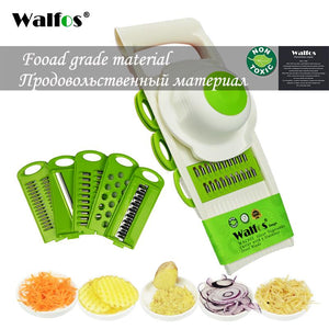 Vegetables Cutter tool with 5 Blade
