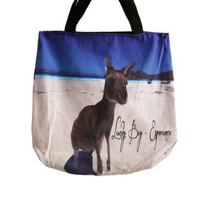 Tote Bag  Kangaroo at Lucky Bay