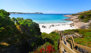 Blue Haven Bay Esperance print