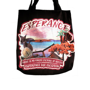 Esperance Collage tote bag image