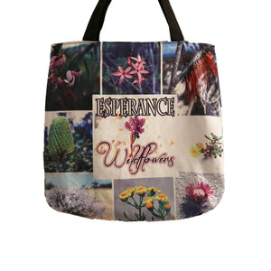 Tote Bag Esperance Flowers