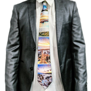 Esperance Sunset Tie Formal wear wedding