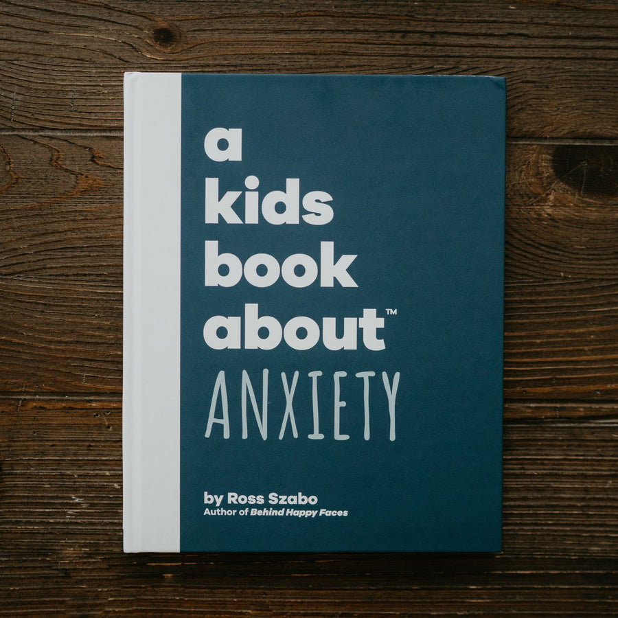 A Kids Book About Anxiety