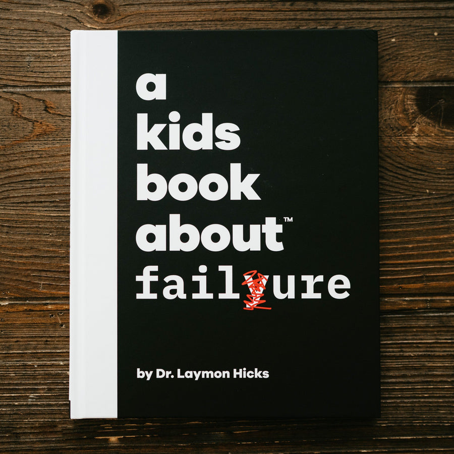 A Kids Book About Failure