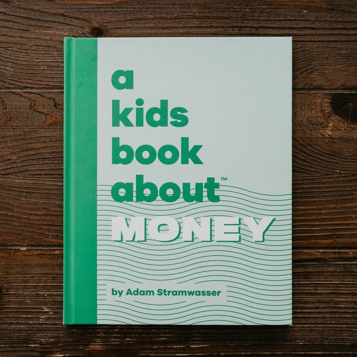 A Kids Book About™ Money